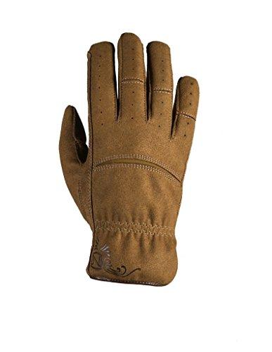 Noble Women'S Dakota Glove Tobacco Large