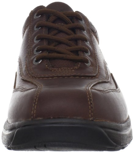 Dunham Mens Highland Park Oxford Brown
