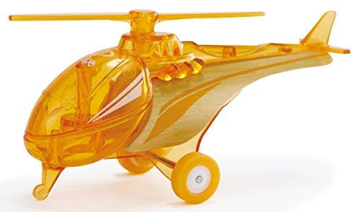 Hape Itty Bitty Helicoptor Bamboo Toy Vehicle ()