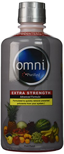 Omni Purified Extra Strength, Fruit Punch - 32 - Extra Omni Strength Vitamins