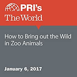 How to Bring out the Wild in Zoo Animals