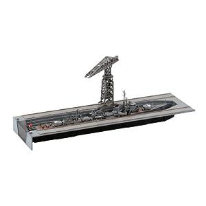 ピットロード 1/700 日本海軍駆逐艦 雪風 入渠セット