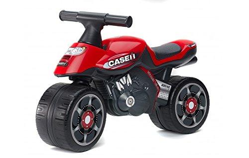 Case IH 400CC Motorcycle Foot to Floor Rider Street Bike