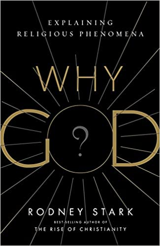 Why God? Explaining Religious Phenomena