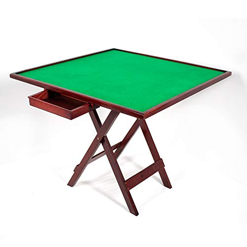 Folding Jigsaw Puzzle Table - Puzzle Tables for Adults - Portable Game Table and Puzzle Board - Felt Top Mat 35