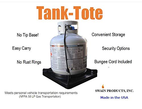 Tank-Tote (Single) - Carrier Propane
