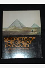 Secrets of the Great Pyramid by Tompkins, Peter(December 31, 1978) Hardcover Hardcover