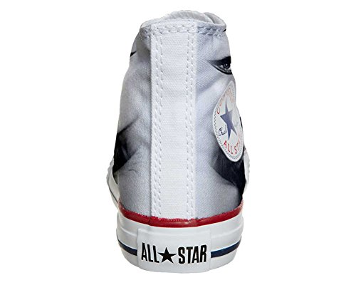 mys Converse All Star Customized - Zapatos Personalizados (Producto Artesano) High Fashion