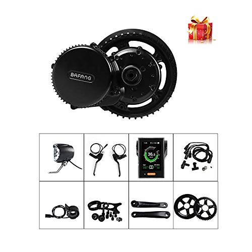BAFANG BBSHD 1000W 48V Ebike Motor with LCD Display 850C Mid Drive Electric Bike Conversion Kits