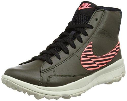 Nike Blazer Zapatillas Deportivas de Golf, Mujer caqui