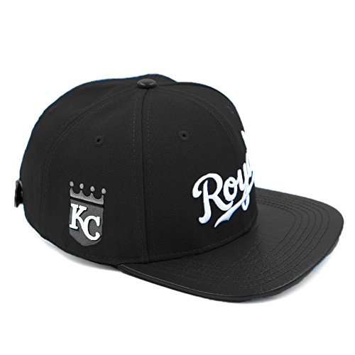 on sale df6a3 3eb89 Pro Standard Men s MLB Kansas City Royals Baseball Strapback Hat Caliente  de la venta