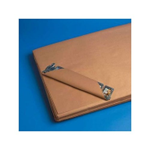 Box Packaging Recycled Kraft Paper Sheets, 40#, 30'' X 40'' 50 lb Bundle