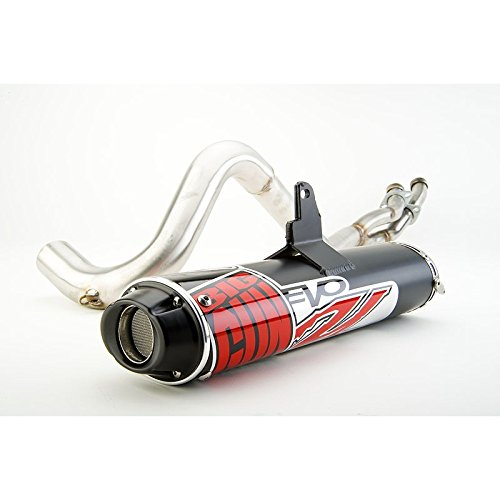 Big Gun Exhaust Systems EVO U Exhaust System - Aluminum Quiet Series Exhaust System