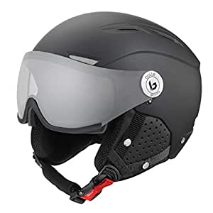 Bollé Backline Visor Casco de Ski Adultos Unisex: Amazon.es ...