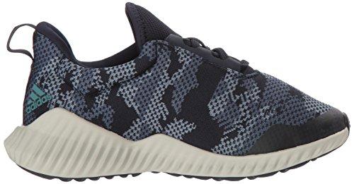 low priced a1335 486df adidas Originals Unisex-Kids Fortarun Running Shoe, Legend Ink Raw Green Ash