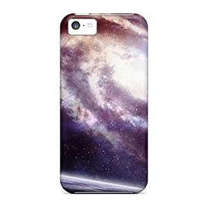Tpu Case For Iphone 5c With Space Reactions