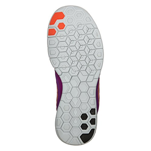 Nike - Zapatillas de running, Mujer Violett (Vivid Purple/Hyper Orange-Black-Fuchsia Glow)