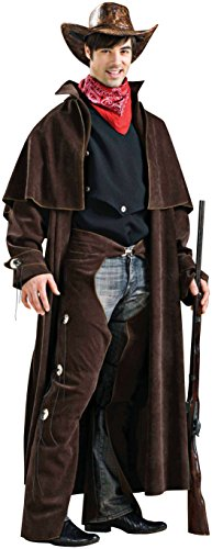 Forum Novelties Complete Designer Cowboy Costume, Small (Old West Outfit)