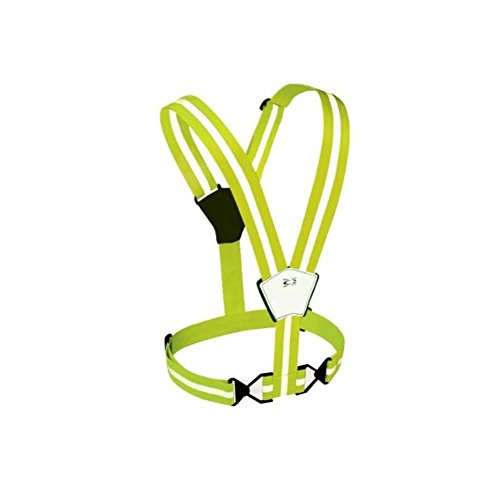 Amphipod Running Gear - Amphipod Xinglet Vest Bright Green, One Size