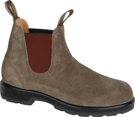 Mens Leather 567 Boots olive Moss Suede Blundstone a6dwza