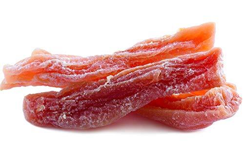 Dried Papaya Spears Low Sugar – No Sulfur (15lb Case) by Nutstop.com (Image #4)