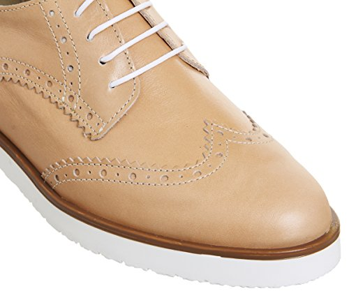 Office Up Lace Nude Leather Fudge Brogues W11rwqx0aS