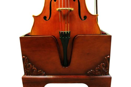 Christino Artist Wooden Cello Stand by Christino
