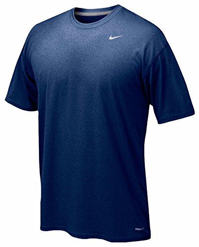 (Nike Youth Boys Legend Short Sleeve Tee Shirt (Youth X-Large, Navy))