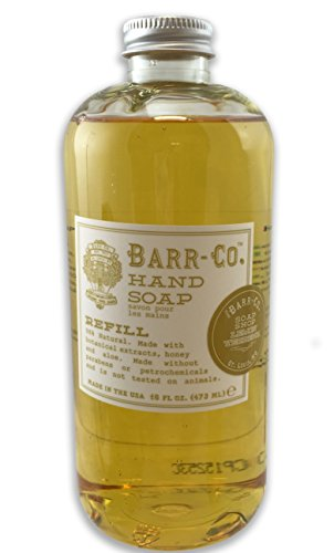 Barr-Co Soap Shop Hand and Body Refill - Lemon Verbena (Cricket Travel Cartridge)