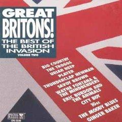 Wayne Fontana - Great Britons! The Best Of The British Invasion, Vol. 2 - Zortam Music