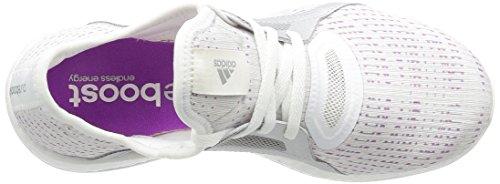 De Femme Plamet Running Chaussures Pureboost ftwbla Blanc Pursho Violet Adidas X wXqfOStc