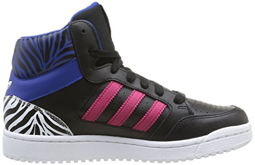 Adidas Pro Play K Black Youths Trainers Size 38 EU