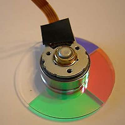High Quality DLP Projector Color Wheel Replace For Optoma DV10 HD70 from Z&T