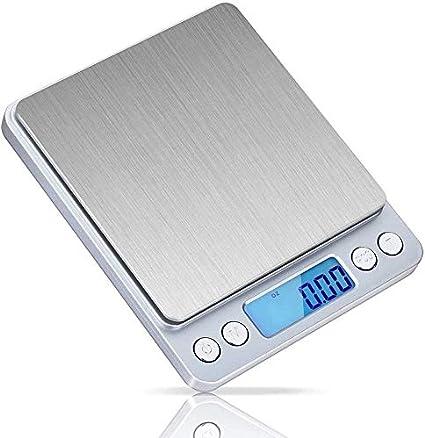 Balança digital de precisão 1g a 2kg Conta Peças c/bandeja CBRN05529: Amazon.com.br: Cozinha