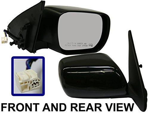 Suzuki Vitara Power Mirror - SUZUKI GRAND VITARA 06-11 SIDE MIRROR RIGHT PASSENGER, POWER, HEATED, FOLDING