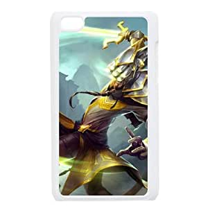 iPod Touch 4 Case White League of Legends MasterYi Cbebj