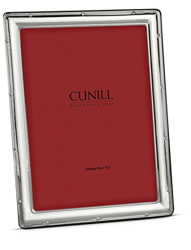 Cunill Barcelona Reed and Ribbon Sterling Silver Frame, 4