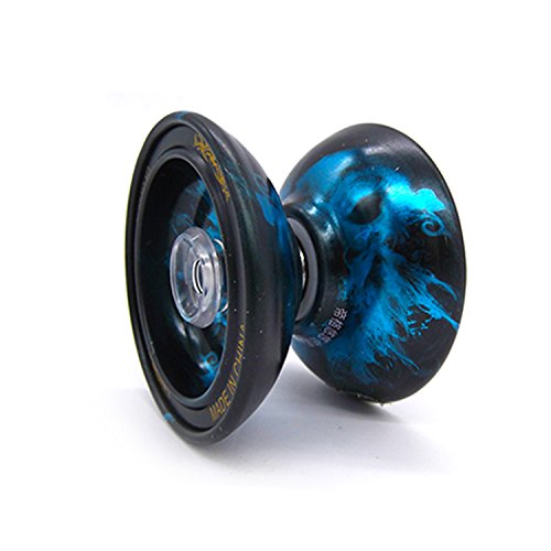 KASCIMU YOYO Alloy Aluminum Professional Yo-yo Yoyo Toys Suitable for 1A 3A 5A play
