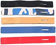 5pcs/lot Magic Rod Wrap Bundle Lure Rod Binding Belt Fishing Rod Elastic Tying Band Outdoor Products Fishing W