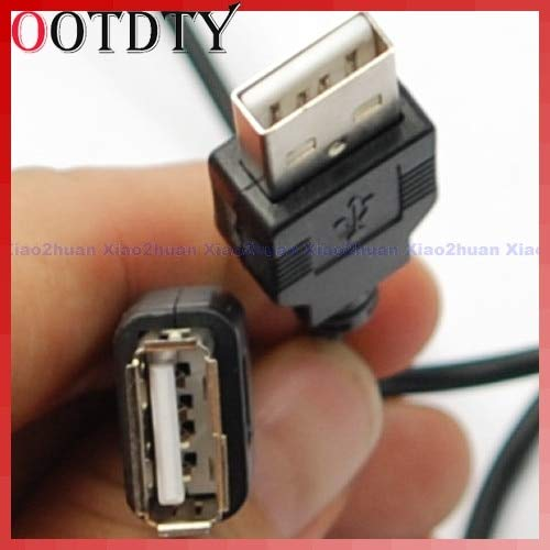 Calvas 1PC NEW USB 2.0 Male to Female Extension Extend Cable Cord FAS
