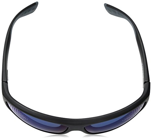 Costa del Mar Saltbreak Polarized Iridium Wrap Sunglasses, Black, 64.5 mm by Costa Del Mar (Image #4)