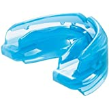 Shock Doctor Double Braces Strapless Mouthguard, Sports Mouth Guard for Braces, Youth & Adult sizes