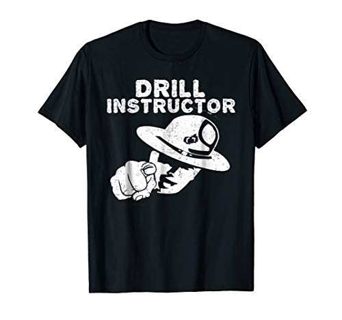 Drill Instructor Shirts for -