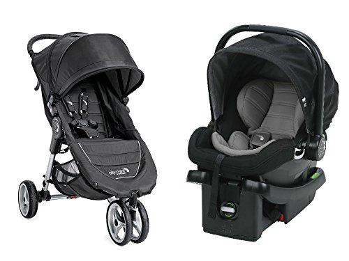 Baby Jogger 2017 City Mini Travel System, Black by Baby Jogger