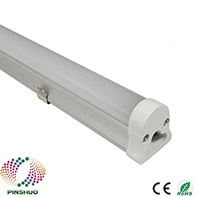 10PCS/Lot 3 Years Warranty 100-110LM/W 2ft 3ft 4ft 5ft LED Tube T5 1200mm 600mm 900mm 1500mm Fluorescent Lamp Daylight Lights