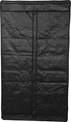 Aviditi PTU-68 Mylar Reflective Hydroponic Grow Tent with T-Zipper, 36