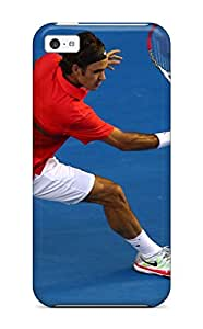 Premium Iphone 5c Case - Protective Skin - High Quality For Roger Federer
