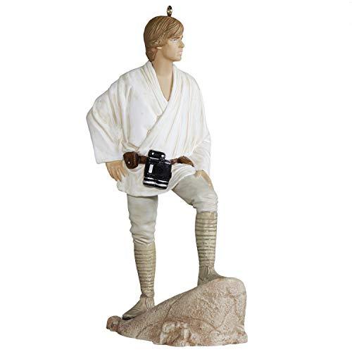 Hallmark Keepsake Christmas Ornament 2019 Year Dated Star Wars: A New Hope Luke Skywalker (Wars 2019 Star Christmas Special)