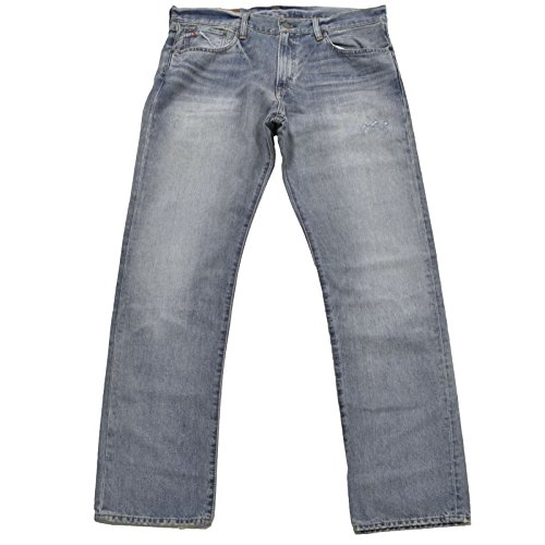 Ralph Lauren Mens Classic 867 Denim Jeans (34x30, Maidstone)