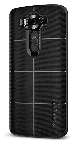 Spigen Rugged Armor LG V10 Case with Resilient Shock Absorption